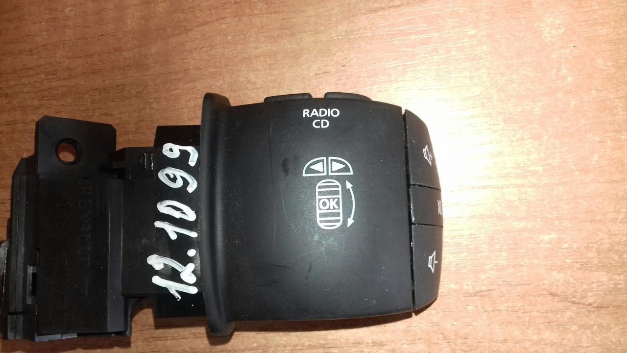 Переключатель радио Рено Меган 3  255520013R  Б/У