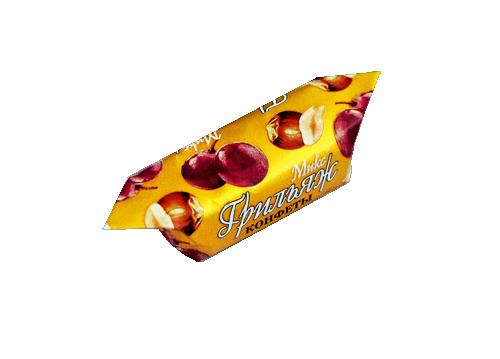 "Белорусская конфета ""Грильяж Микс"" с орехами ТМ Коммунарка, фото 2"