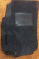 Коврики ворсовые Nissan Tiida 2004- текстиль Carrera