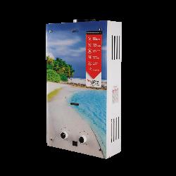 Газовая колонка Aquatronic JSD20-AG308 стекло (пляж)
