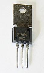 Тиристор 2P4M (TO-202)