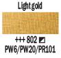 Краска акриловая AMSTERDAM, 20мл (802) Золотой светлый,Royal Talens,  17048020,  8712079348113, фото 2