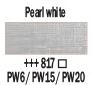 Краска акриловая AMSTERDAM, 20мл (817) Белая перламутровая, Royal Talens,  17048170,  8712079395223, фото 2