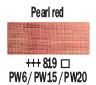Краска акриловая AMSTERDAM, 20мл (819) Красная перламутровая, Royal Talens,  17048190,  8712079395247, фото 2