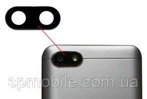 Стекло на камеру Xiaomi Redmi 6a, черный