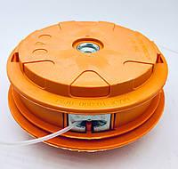 Катушка с металлической головкой для триммера автомат GARDEN БЕЛАРУСМАШ М10
