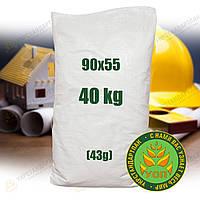 Мешок полипропиленовый (строительный) 40кг 90х55 (42г.)