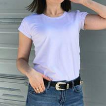 """Хлопковая женская футболка """"Аура"""" с коротким рукавом (3 цвета), фото 3"""