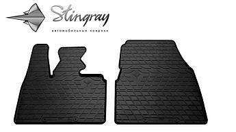 BMW i3 (I01) 2013- Комплект из 2-х ковриков Черный в салон