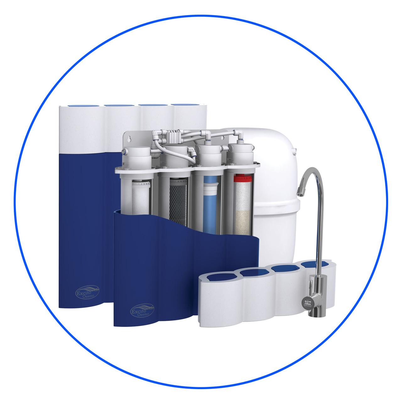 Кухонный фильтр под мойку EXCITO-OSSMO