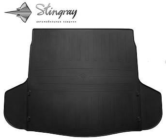 Mazda 6 2018- Коврик Черный в багажник