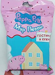 Свинка Пеппа Peppa Pig (Centauria) Гостиная и Кухня