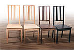 Инструкция по сборке стула IKEA BORJE (БУК, Классик)