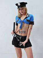 Эротический игровой костюм Полицейская