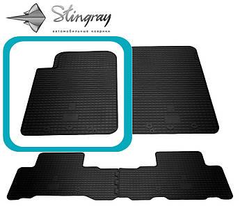 SsangYong Rexton W 2013- Водительский коврик Черный в салон