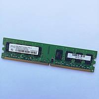 Оперативная память DIMM DDR2 2Gb 533-800MHz Б/У Под ремонт и восстановление!, фото 1