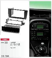 Рамка переходная Carav 11-154 Jaguar X-Type / S-Type 2/1DIN