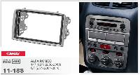 Рамка переходная Carav 11-188 Alfa Romeo 147 00-10, GT 04-10 2DIN