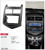 Рамка переходная Carav 11-181 Chevrolet Aveo 11+, Sonic 11+, Holden Barina 11+ 2DIN