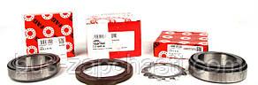 Подшипник задней ступицы на MB Sprinter 906 515-519, VW Crafter 50 2006→ — FAG (Германия) — 713 6680 40
