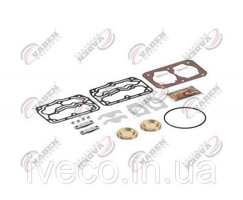 Комплект ремонтный прокладок с клапанами компрессора WABCO, RVI Magnum E-Tech, Premium, Kerax 1700020100-VDN