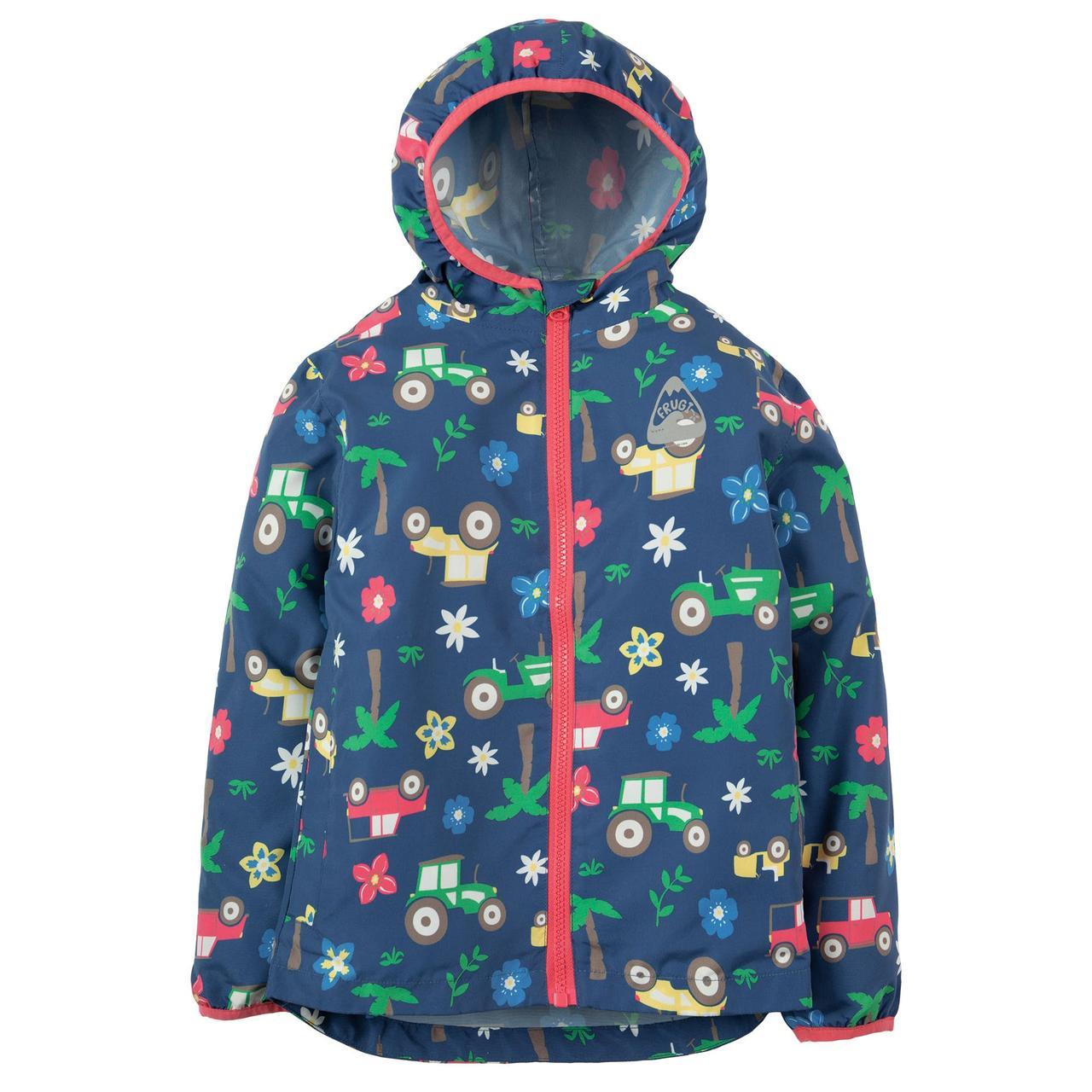 Куртка Frugi, Puddle Buster, темносиний