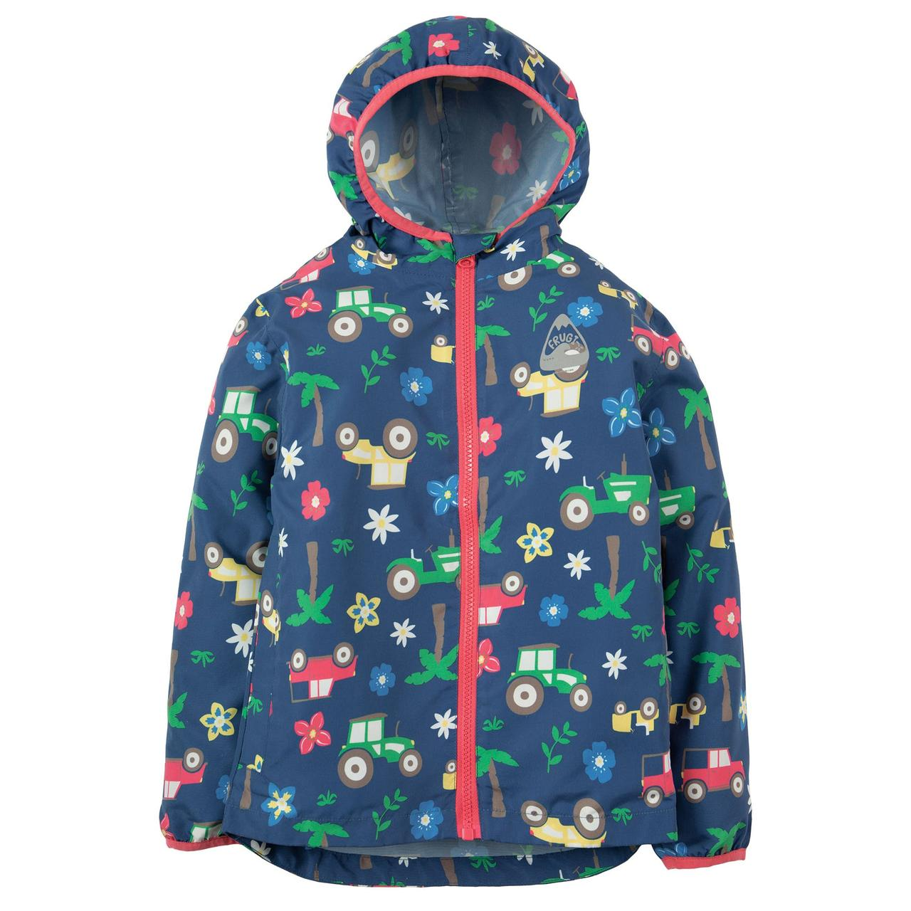 Куртка Frugi, Puddle Buster, темносиний, фото 1