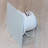 Вентилятор для ванной MMotors MM-P100/ 169 C стекло, белый