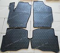 Резиновые коврики Skoda Fabia 1999-2007