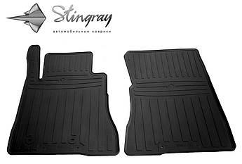 FORD Mustang VI 2014- Комплект из 2-х ковриков Черный в салон