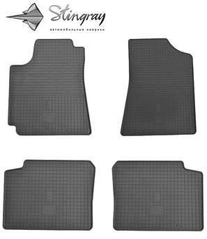Geely Emgrand EC 7 Водительский коврик Черный в салон