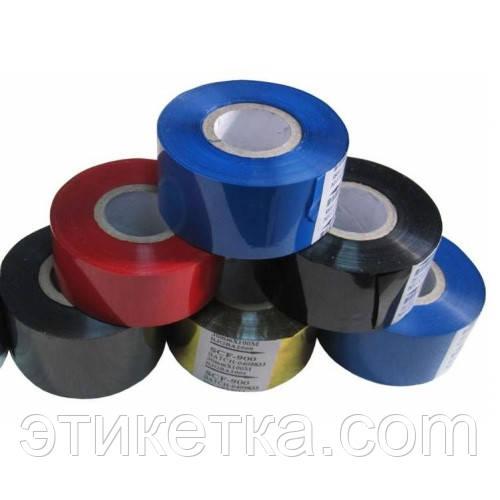 Лента гарячего тиснения Hot Stamp Super Premium 40мм x 150м, черный