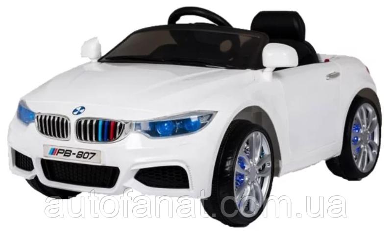 Оригинальный детский электромобиль BMW 3 (PB 807Б)