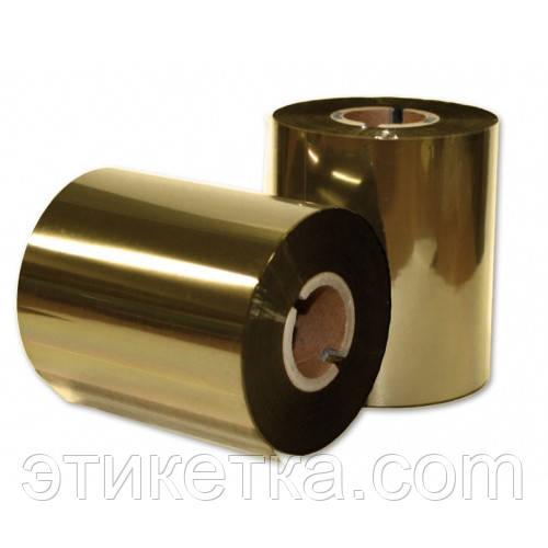 Риббон Resin Textil Metallic 30мм x 300м