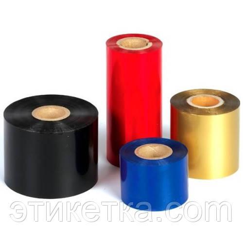 Риббон Wax Color Premium 64мм x 300м