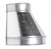 Переходник односторонний вентиляционный 315/200