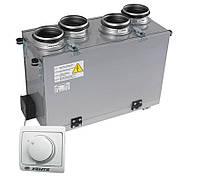 Приточно-вытяжная установка Вентс ВУТ 200 В мини
