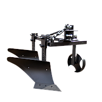 Плуг 2х корпусный (для мототрактора), фото 1