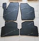 Резиновые коврики Skoda Fabia 2007-2014, фото 2