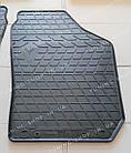 Резиновые коврики Skoda Fabia 2007-2014, фото 4