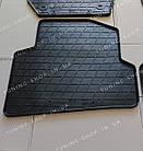 Резиновые коврики Skoda Fabia 2007-2014, фото 7