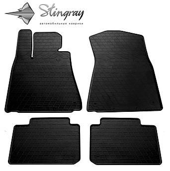 LEXUS GS 2011- Комплект из 4-х ковриков Черный в салон