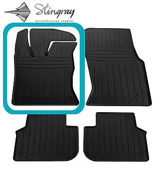 JAGUAR XF (X260) 2015- Водительский коврик Черный в салон
