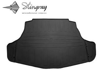 TOYOTA Camry V70 2017- Коврик Черный в багажник