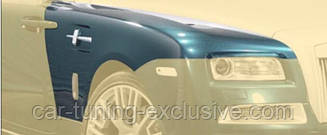 MANSORY front fenders for Rolls-Royce Dawn
