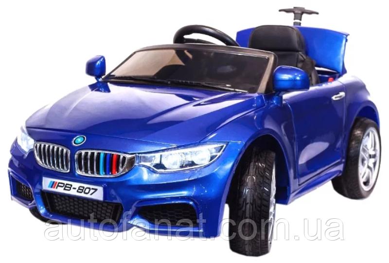 Оригинальный детский электромобиль BMW 3 (PB 807С)