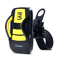 Велосипедный держатель Remax RM-C08 Black / Yellow