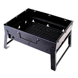 Складной портативный барбекю гриль BBQ Grill Portable №A183