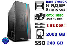Компьютер ReBoost VideoWork Edition i5-9600K GTX 1050
