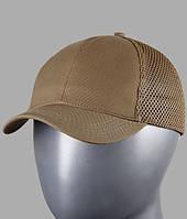 Бейсболка UTC (Urban Tactical Cap) Mesh Канвас Coyote